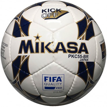 Voetbal Mikasa PKC55-BR2 Blauw - Wit