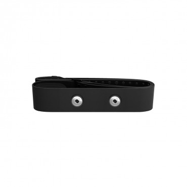 Elastische Band Polar Chest Strap - Zwart