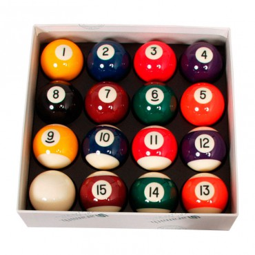 Poolballen Set Aramith Standaard