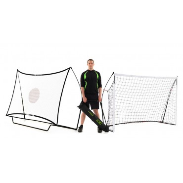 Voetbaldoel Combo Rebounder Quickplay