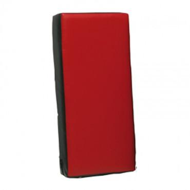Stootkussen 60 x 30 x 15 cm - Rood/Zwart