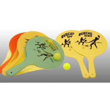 Tennis Set Beach Ball Basic