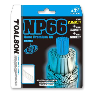 Badminton Besnaring Toalson Nano Premium 66