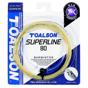 Badminton Besnaring Toalson Superline 80