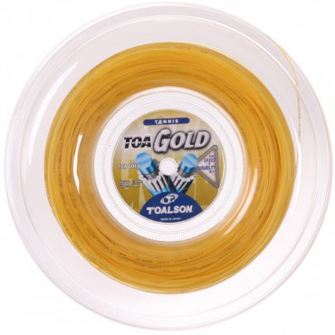 Tennis Besnaring Toalson Gold - 200 m