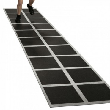 Trainingsladder Roll Out Double - 4,5 Meter
