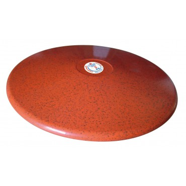 Discus Trial Rubber 2 kg