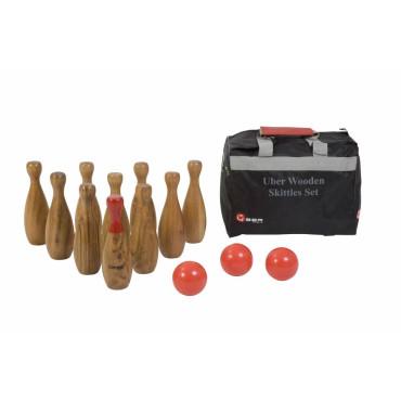 Bowling Skittles Set