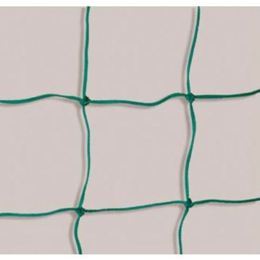 Voetbaldoelnet 4 mm PE - 5 x 2 x 0,9 x 1,5 m - Groen