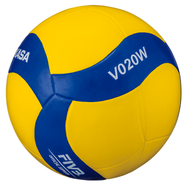 Volleybal Mikasa V020W - Rubber
