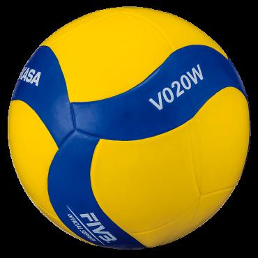 Volleybal Mikasa V020W - Rubber