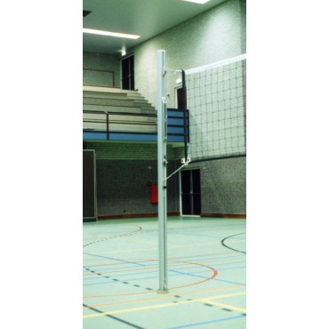 Volleybalpalen 80 x 80 mm