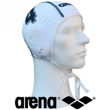 Waterpolocaps Arena Set Wit